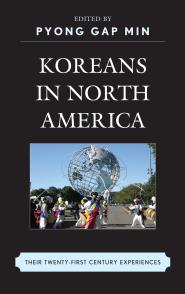 Prof Min Koreans in North America Book Cover
